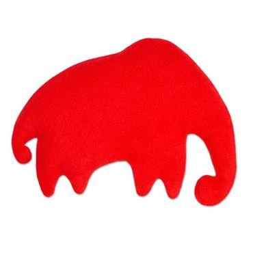 Warming pillow | Mammoth | big | Fire – Bild 1