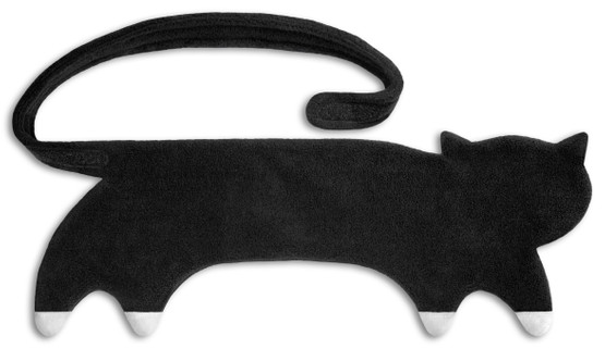 Warming pillow | Coco the cat Colour: Midnight / Midnight – Bild 1