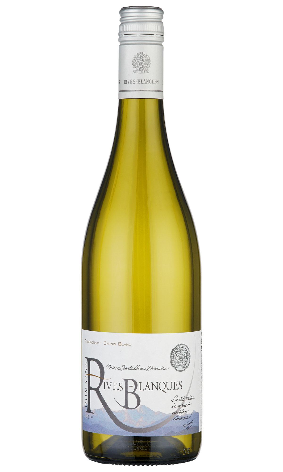 Chardonnay-Chenin Blanc - IGP Pays d'Oc Limoux - 2019 / 0,75l - Domaine Rives-Blanques