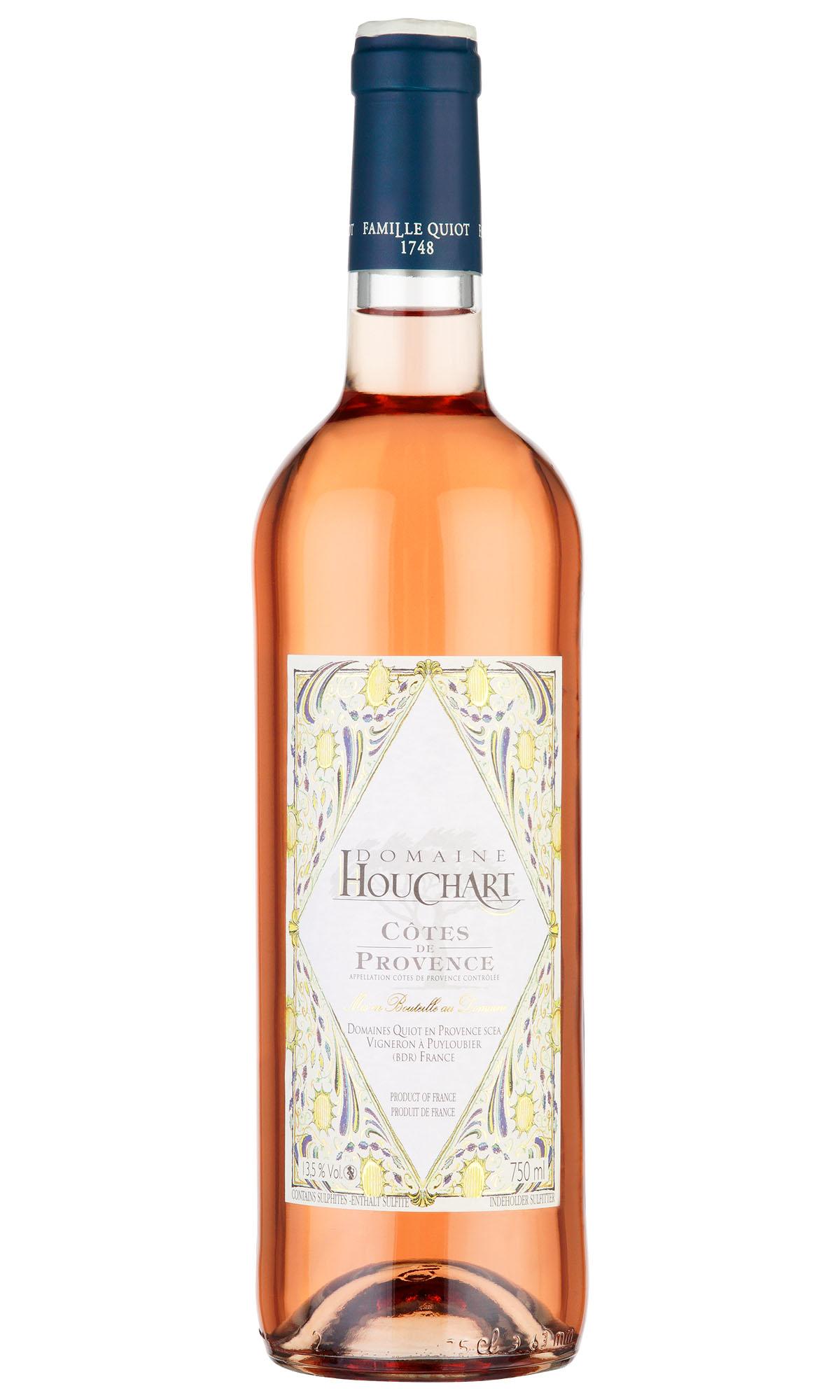 Côtes de Provence Rosé - AOC - 2020 / 0,75l - Domaine Houchart