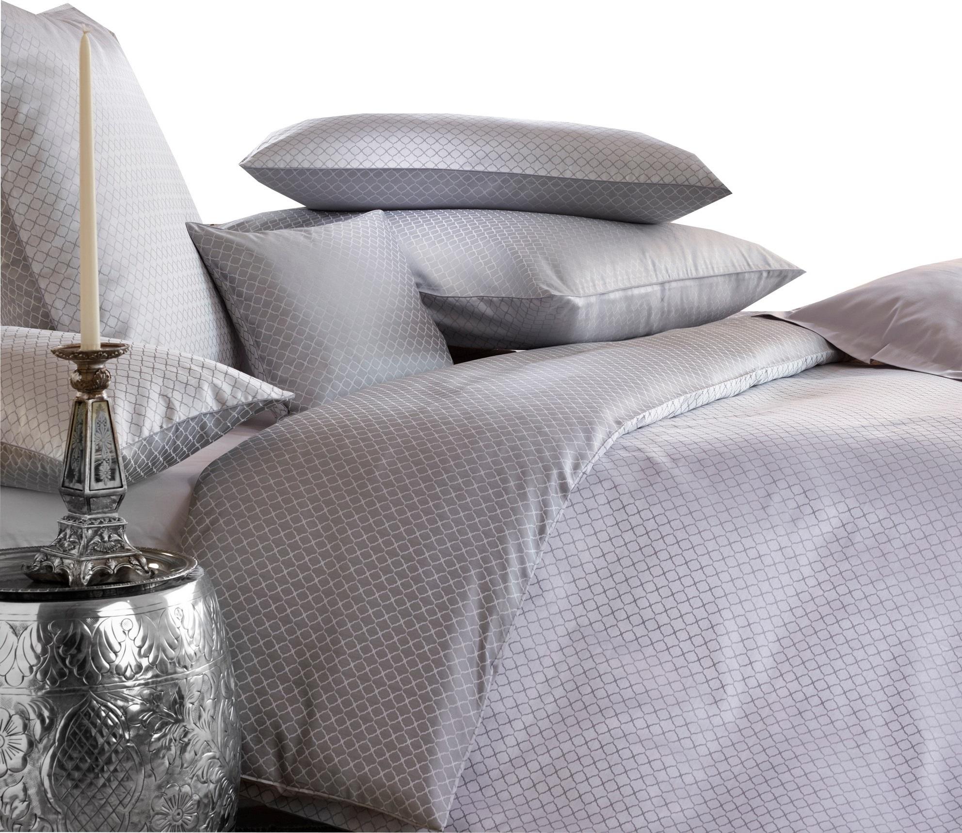 curt bauer mako brokat damast bettw sche alisar gr e 140x200 70x90 cm farbe 0138 pfeffer. Black Bedroom Furniture Sets. Home Design Ideas