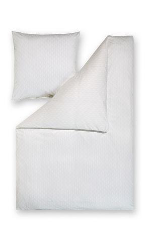 estella mix and match interlock jersey bettw sche dilan gr e 155x220 80x80 cm farbe silber. Black Bedroom Furniture Sets. Home Design Ideas