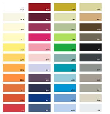 Fleuresse Mako Satin Kissenbezug Colours Uni  – Bild 1