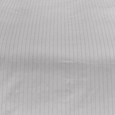Curt Bauer Mako Damast Bettwäsche Ferrara Größe 135x200+80x80 cm Farbe Perlgrau – Bild 2