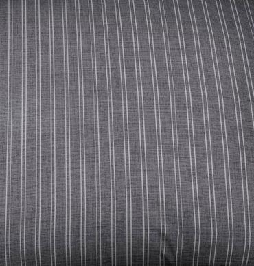 Kaeppel Mako Satin Bettwäsche Eternity Combo Größe 155x220+80x80 cm Farbe Zinn – Bild 3