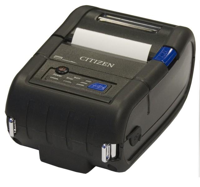 Citizen CMP-20, 8 Punkte/mm (203dpi), BT (iOS), Dual-IF