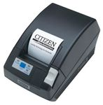 Citizen CT-S281L, RS232, 8 Punkte/mm (203dpi), Cutter, schwarz