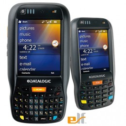 Datalogic elf, 1D, BT, WLAN, 3G (HSDPA), QWERTY, GPS, Kit (USB) (EN)