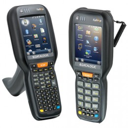 Datalogic Falcon X3+, 1D, AR, BT, WLAN, Alpha, Gun