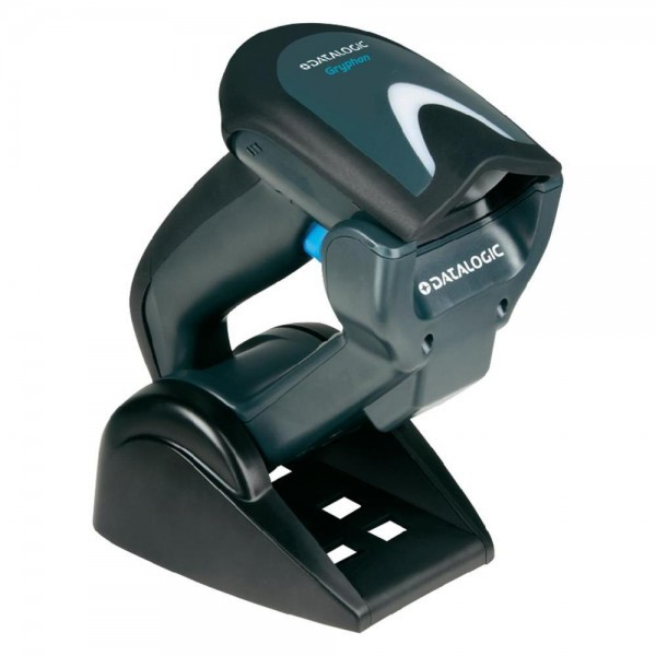 Datalogic Gryphon GM4130, 1D, Kit (USB), schwarz