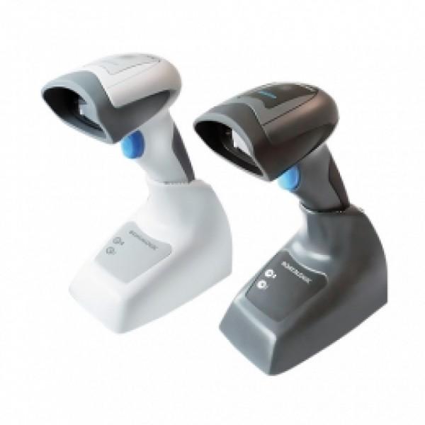 QuickScan Mobile QBT2430, BT, 2D, multi-IF, kit (RS232), black