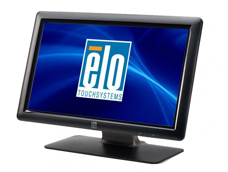 Elo 2201L, 55,9cm (22''), Projected Capacitive, dunkelgrau