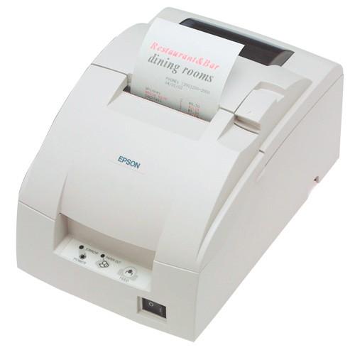 Epson TM-U220A, LPT, cutter, white