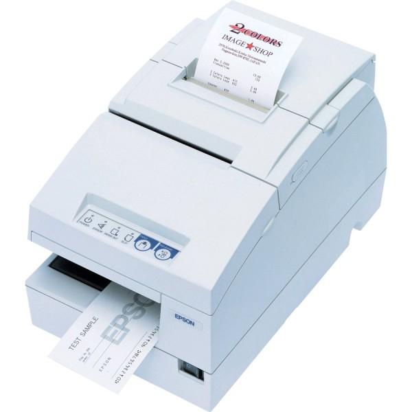 Epson TM-H 5000 II, WLAN, Cutter, weiß