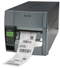 Citizen CL-S703R, 12 Punkte/mm (300dpi), Rewinder, VS, ZPLII, Datamax, Multi-IF (Ethernet)