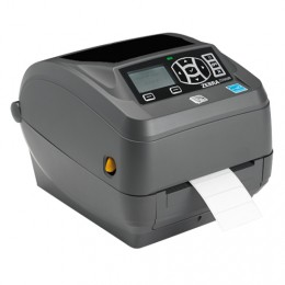 Zebra ZD500, 8 Punkte/mm (203dpi), Peeler, RTC, ZPLII, BT, WLAN, Multi-IF (Ethernet)