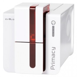 Evolis Primacy, dual sided, 12 dots/mm (300 dpi), USB, Ethernet, MSR, blue
