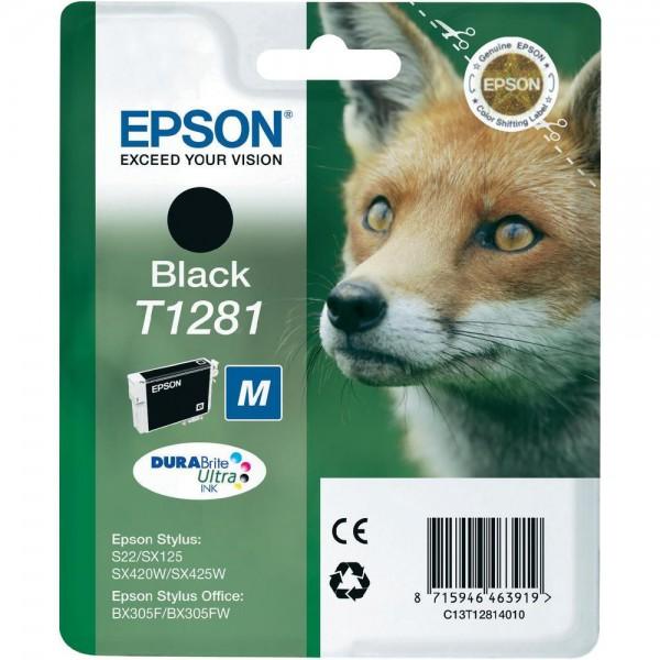 Epson Tintenpatrone, schwarz
