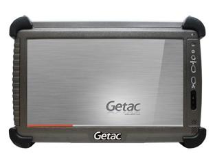 Getac E110 Basic, USB, RS232, BT, Ethernet, WLAN, GPS, hot-swap