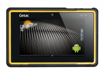 Getac Z710 Basic, USB, BT, WLAN, GPS, Android