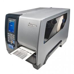 Intermec PM43, 8 dots/mm (203 dpi), disp., RTC, rewind, multi-IF (Ethernet)