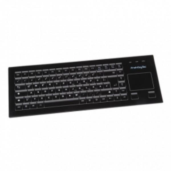 PrehKeyTec GIK 2700, alpha, USB, black