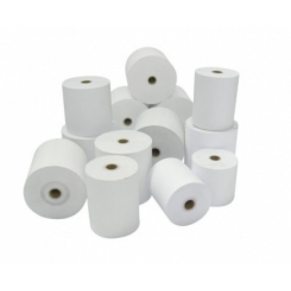 Receipt roll, thermal paper, 58mm