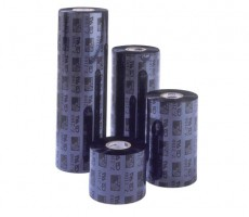 ARMOR thermal transfer ribbon, AWR 470 wax, 55mm, black
