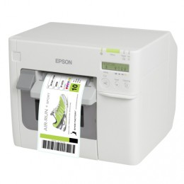 Epson Etikettenrolle, Kunststoff, 51mm