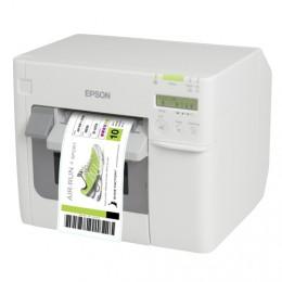 Epson Etikettenrolle, Kunststoff, 76mm