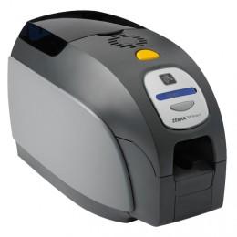 Zebra ZXP Series 3, single sided, 12 dots/mm (300 dpi), USB, MSR, UK