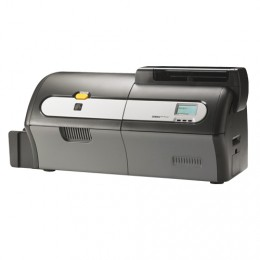 Zebra ZXP Serie 7, einseitig, 12 Punkte/mm (300dpi), USB, Ethernet, Contact, Contactless, UK