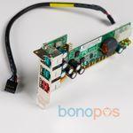 HP 337069-001 AGP Board Powered USB Karte