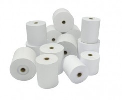 Bonrolle, Normalpapier, 70mm, Apotheken-A