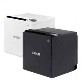 Epson TM-m30, USB, Ethernet, Wi-Fi, 8 dots/mm (203 dpi), ePOS, white