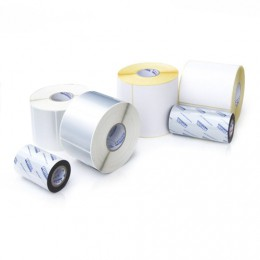 Citizen BOX PACK, label roll, colour ribbon, normal paper, wax, 74x50mm