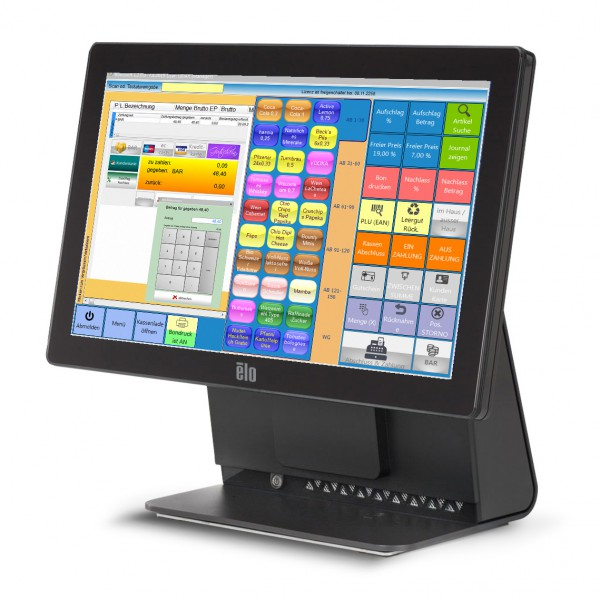 ELO 15E2 All-In-One POS System AccuTouch Intel Dual-Core 2.4 GHz , fanless – Bild $_i