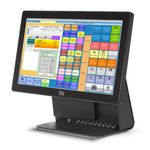 ELO 15E2 All-In-One Kassensystem  IntelliTouch, Intel Dual-Core, lüfterlos mit bonosoft Einzelhandel Kassensoftware