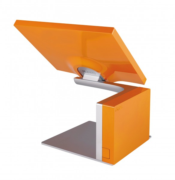 All-In-One Kassensystem AURES SANGO 1047 Orange – Bild 2