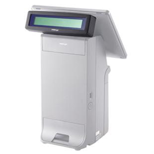 Kundenanzeige Posiflex PD-340UE für HS-2512W-B POS System