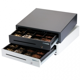 EQT-410 Cash Drawer, black