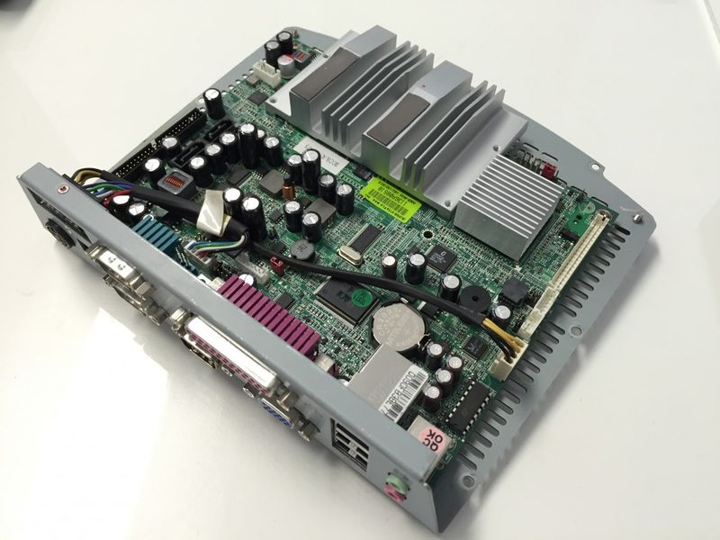 PEB-973A Motherboard for POS-400 Expander II, ABOX-120 - AdvanPOSEP-5500 Series - AdvanPOS – Bild 2