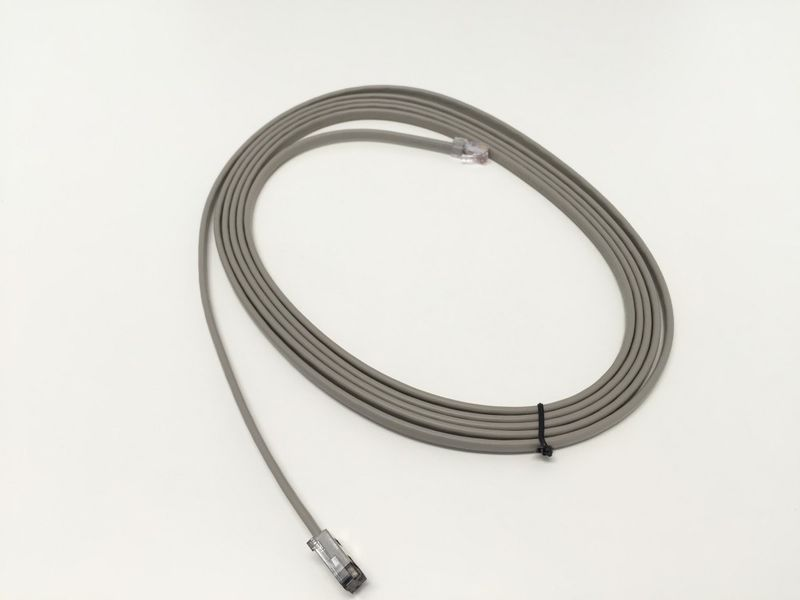 40N4779 Distributed SureMark Printer-to-Legacy Cash drawer cable – 3.8M – Bild 1