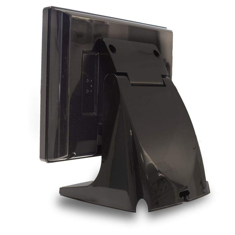 8 inch customer display with stand and USB port – Bild 2