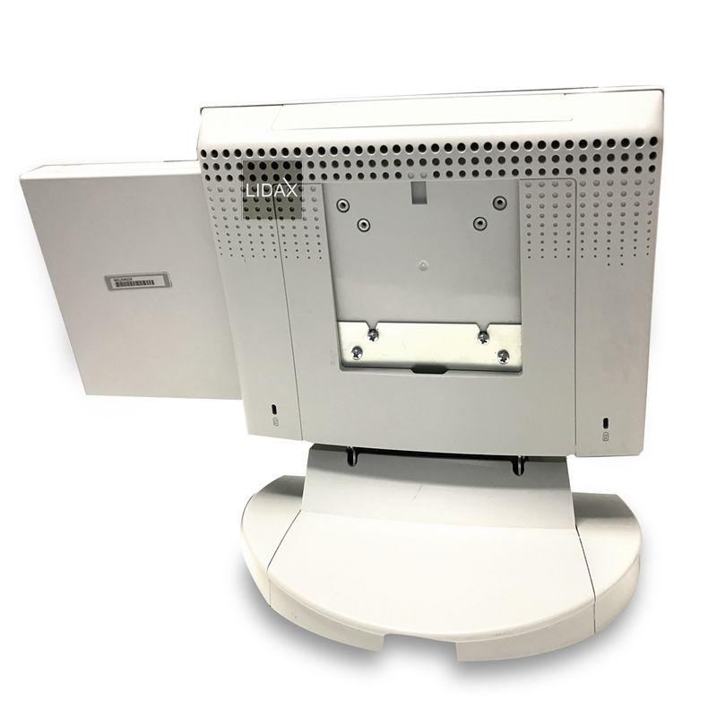 "01750266984 Wincor Nixdorf BA82 weiß Multifunktionaler 12.1"" LED TFT Touchmonitor – Bild 2"