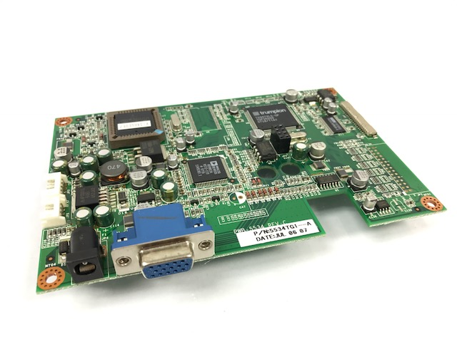 5534TG1 IBM PWB-5534 REV.C Monitor VGA board – Bild 1