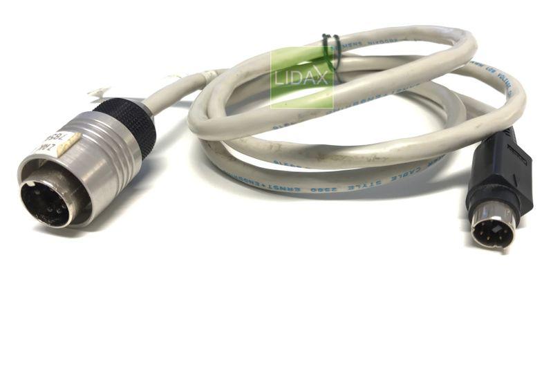 78543-10-7-16 Wincor Nixdorf Kassenladenkabel für KA14 SAS-DIN 1m