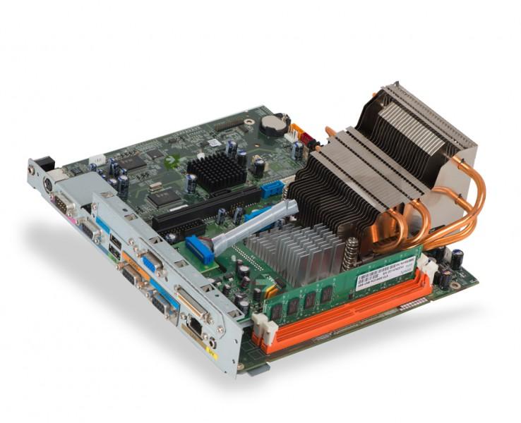 017500201982 Wincor Nixdorf Motherboard G1 Desktop Imp 945G_AB