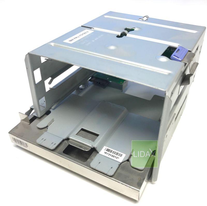 73Y0014 IBM SATA Hard Drive Cage mit Back Plane für SurePos 700 4800