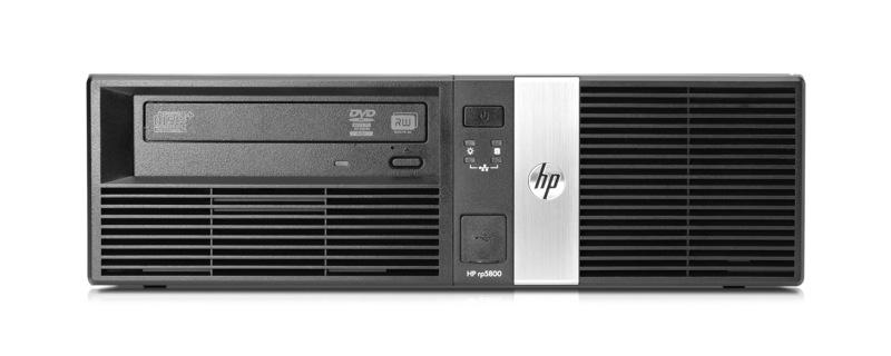 A0S29AW#ABU HP rp5800 i5-2400 Schwarz POS-Terminal – Bild 3